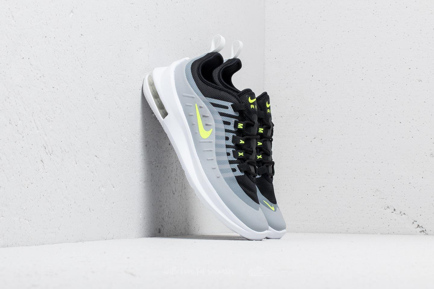 free shipping 269a1 123f4 ... greece lyst nike air max axis gs black volt wolf grey in gray 1257c  81043