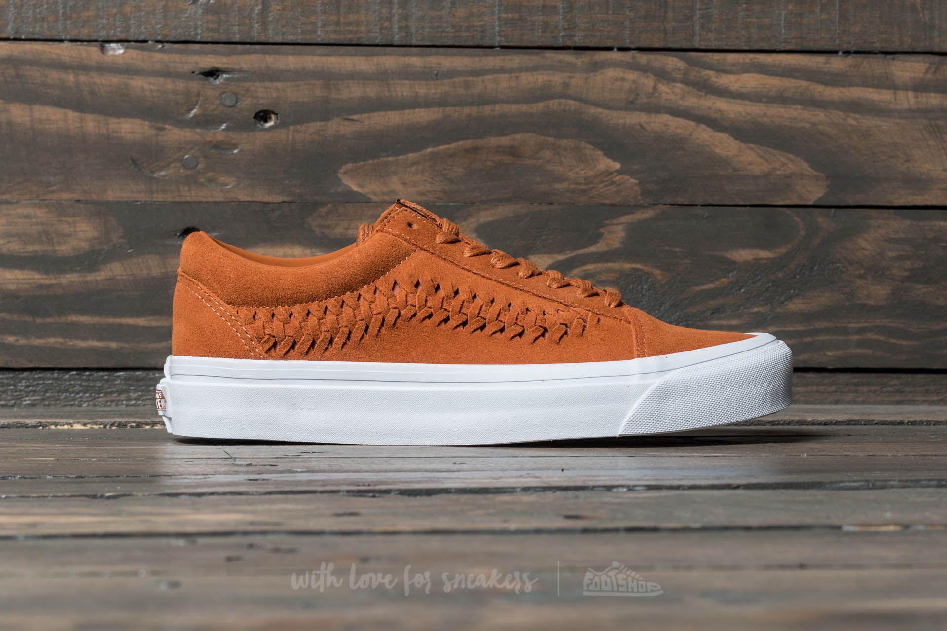 vans old skool weave dx