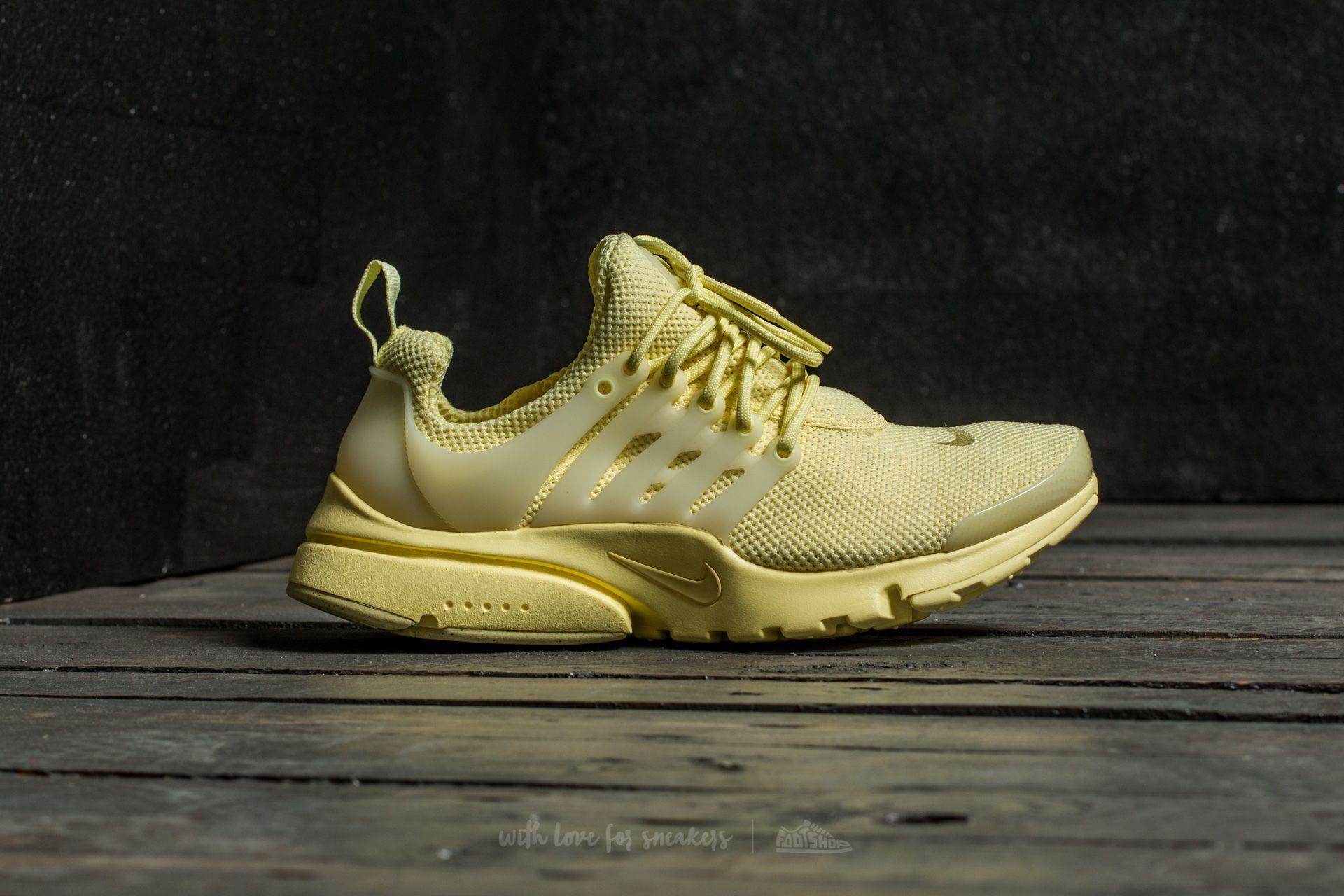 412eca312fc7 Lyst - Nike Air Presto Ultra Br Lemon Chiffon  Lemon Chiffon for Men