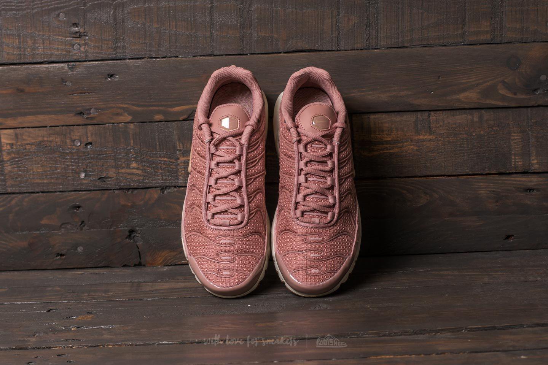 1038c0ba159c Lyst - Nike Wmns Air Max Plus Particle Pink  Mushroom-sail in Pink