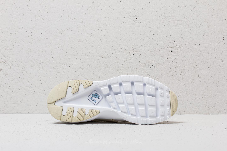 d57d75720a15 Lyst - Nike Huarache Run Ultra Se (gs) Sail  Fossil-royal Tint in White