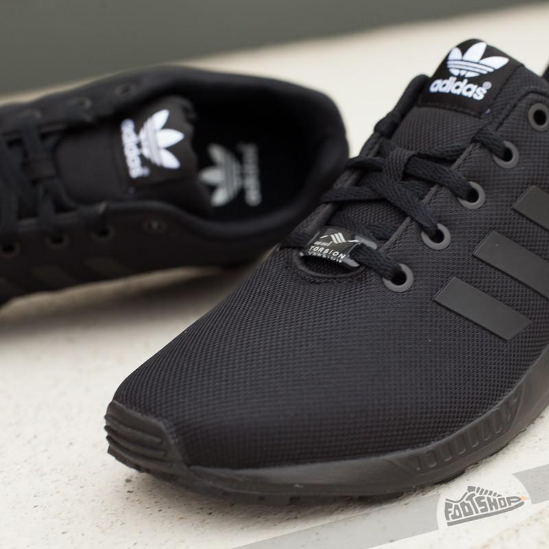 hot sale online 0d5b4 09e2d Lyst - adidas Originals Adidas Zx Flux K Core Black in Black