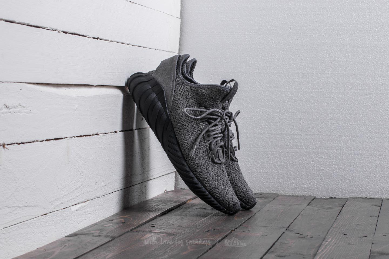 bad8c50fffe0 Lyst - adidas Originals Adidas Tubular Doom Sock Primeknit Grey Four ...