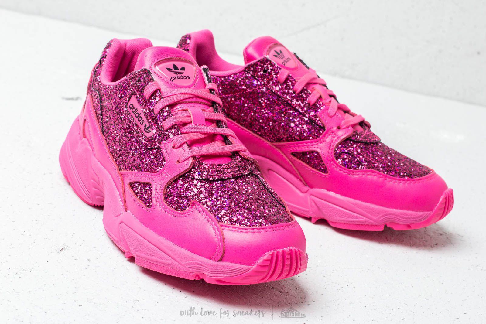 info for e6e83 99e4c adidas Originals Adidas Falcon W Shock Pink  Shock Pink  Collegiate ...