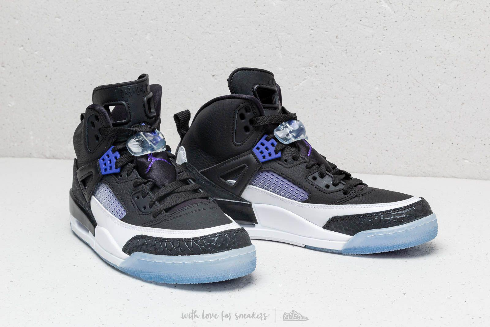 quality design 4dcaf 63ff4 Nike Spizike Black  Dark Concord-white for Men - Lyst