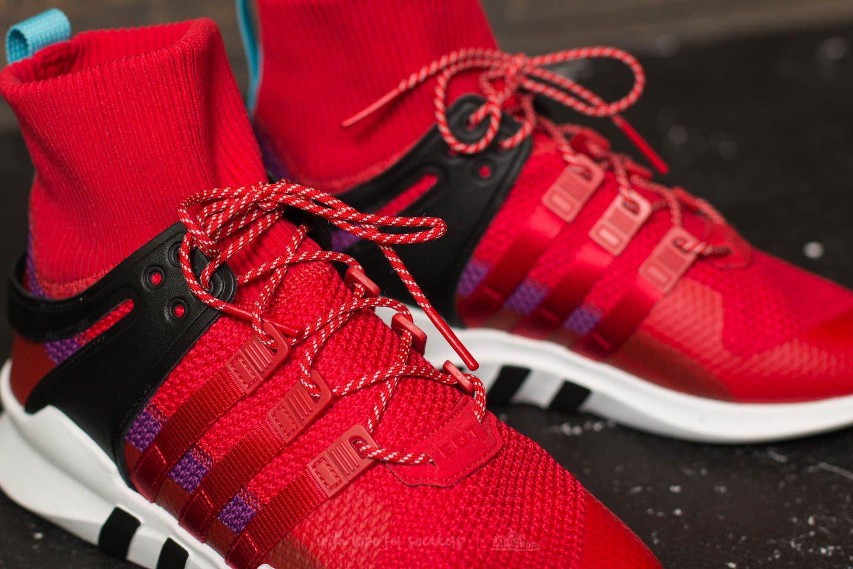 Lyst - adidas Originals Adidas Eqt Support Adv Winter Scarlet ... 0a1458262