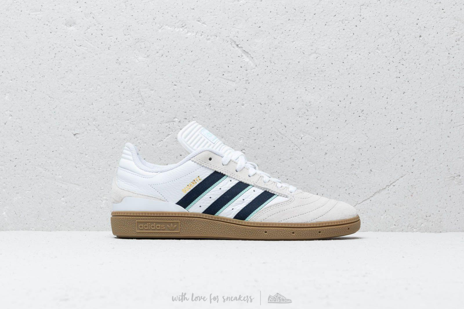 huge selection of f55bb c8eca Adidas Originals - Adidas Busenitz Ftw White Cburgundy Clemin for Men -  Lyst. View fullscreen