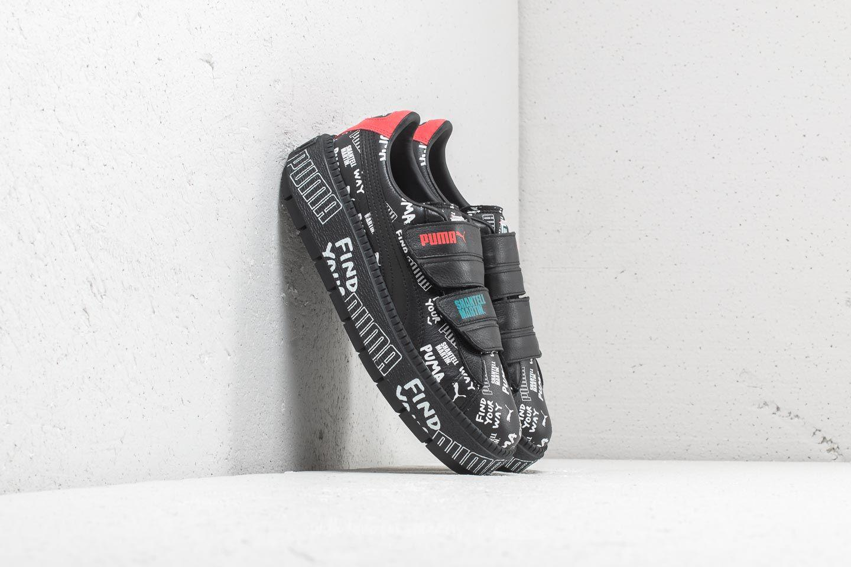 33c2b04829fe Lyst - PUMA X Shantell Martin Platform Trace Strap W Black  Black in ...
