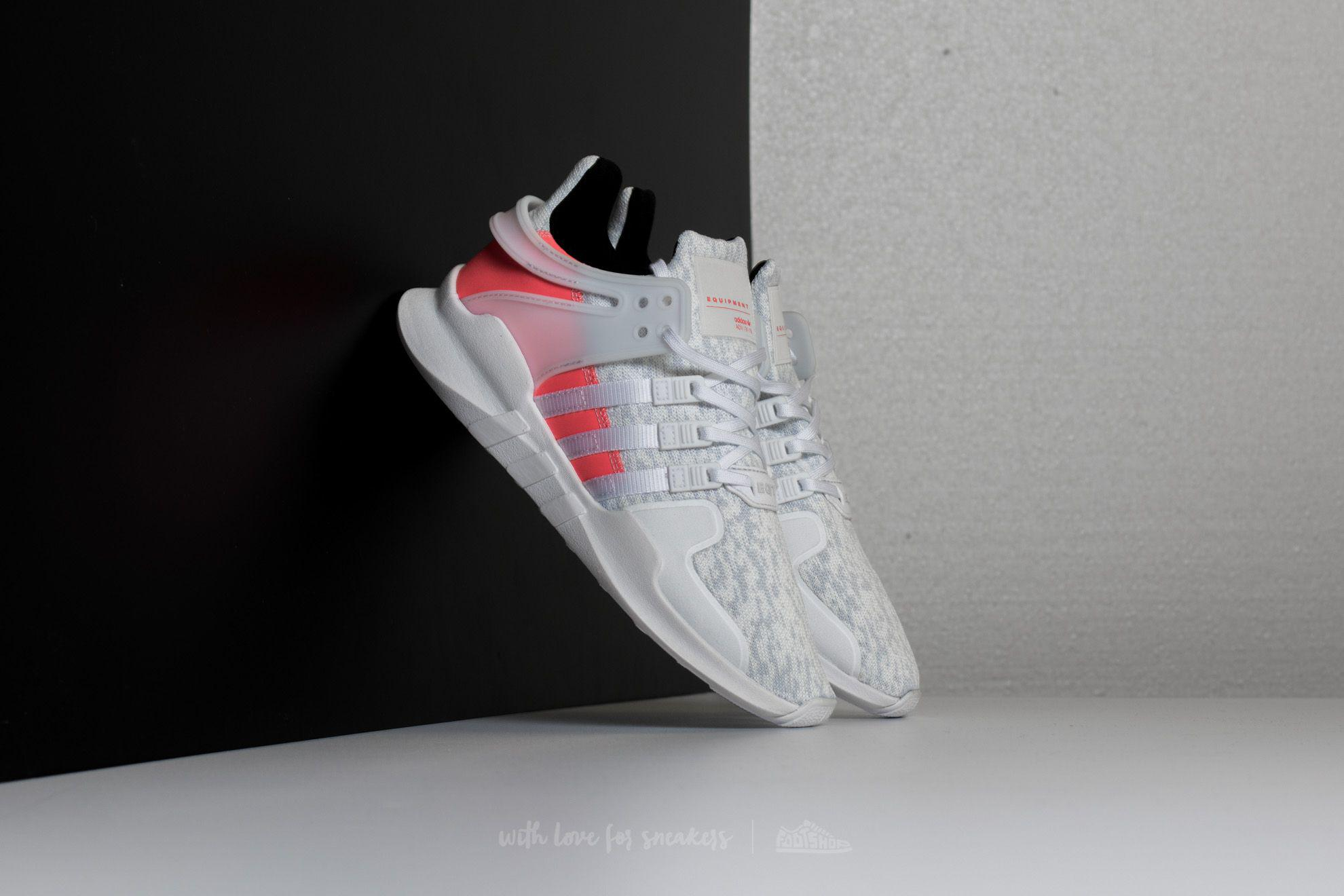 best loved 957b9 f7d6a Lyst - adidas Originals Adidas Eqt Support Adv Crystal White