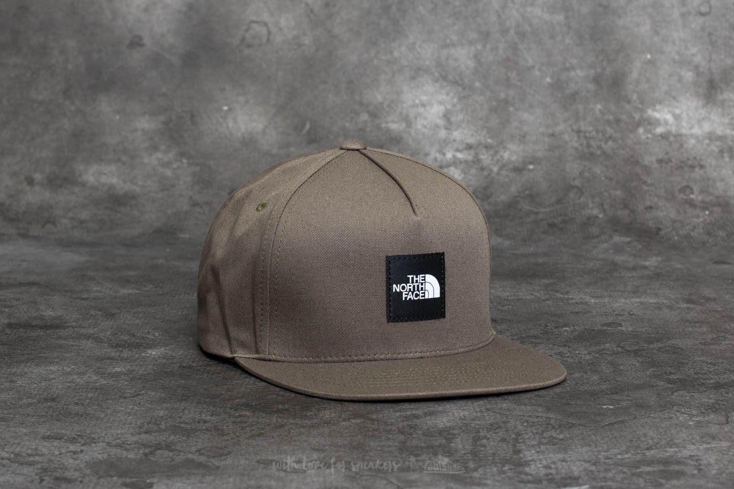 32e71f60706 Lyst - Footshop The North Face Street Ball Cap New Taupe Green  Tnf ...