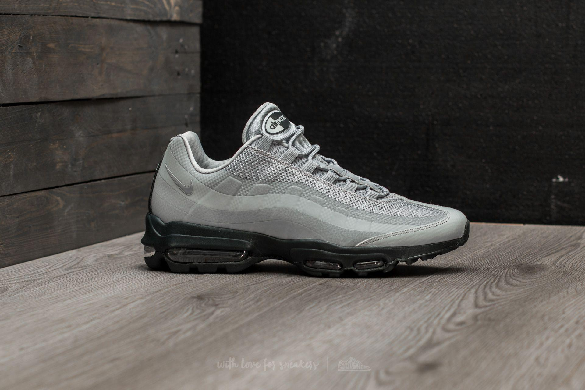 nike air max 95 ultra essential dark grey