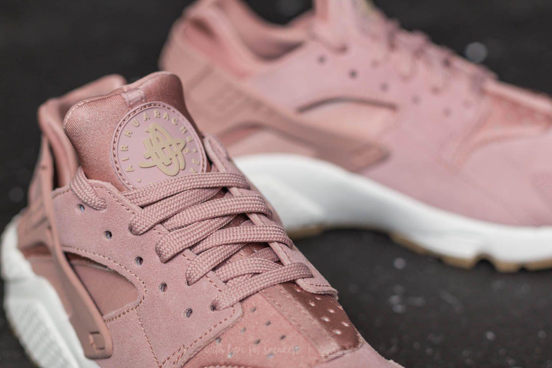 33de0bf224a0 Lyst - Nike Wmns Air Huarache Run Sd Particle Pink  Mushroom-sail in ...