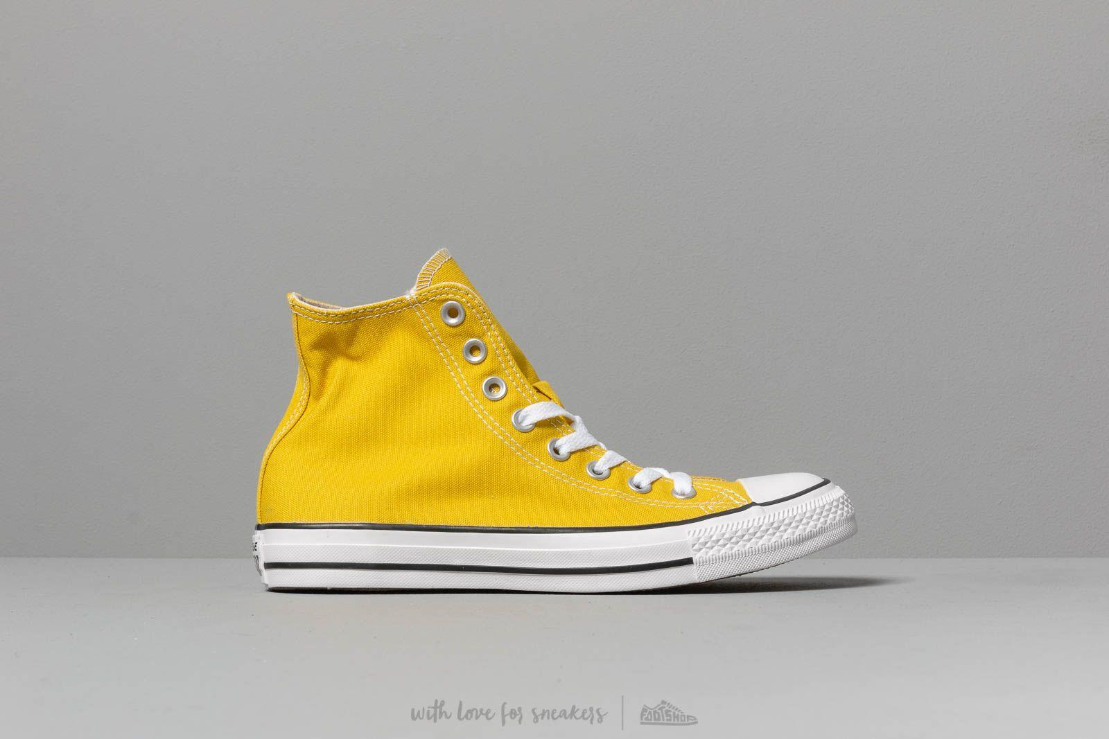 c433c706e612 Lyst - Converse Chuck Taylor All Star Green  Sand in Green