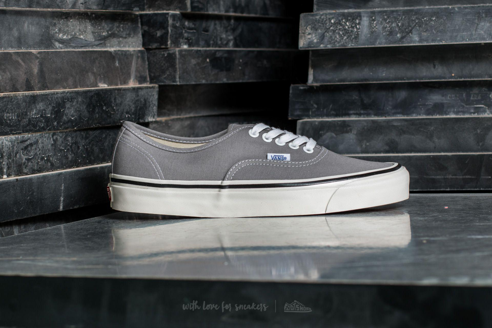 d5f74816e590 Lyst - Vans Authentic 44 Dx (anaheim Factory) Light Grey in Gray for Men