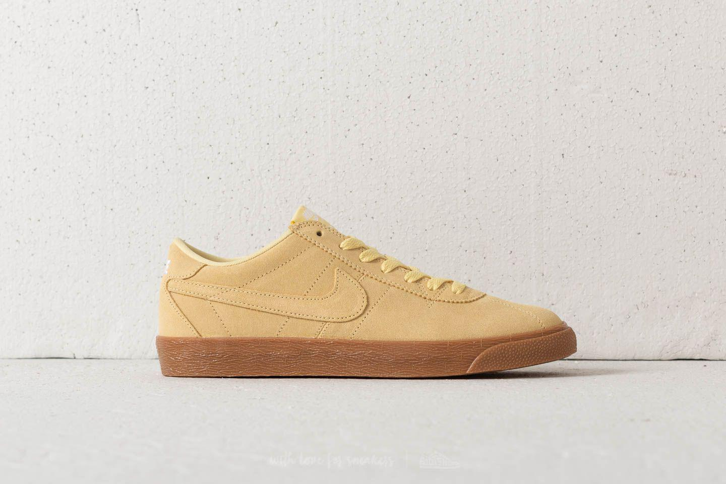 584da88b01bc Lyst - Nike Sb Bruin Zoom Premium Se Lemon Wash  Lemon Wash-white ...