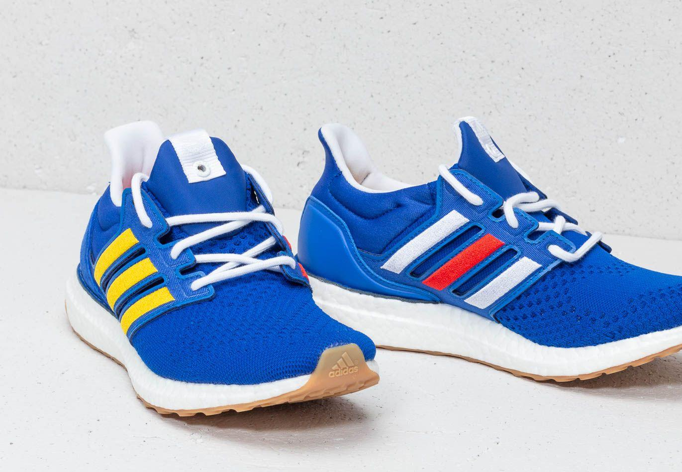 1b92c12ec0b Lyst - adidas Originals X Engineered Garments Ultra Boost Blue  Red ...