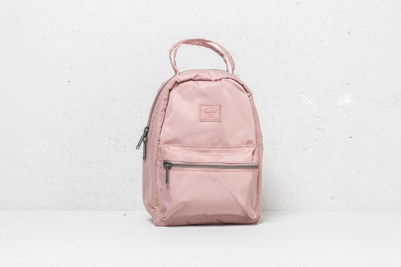 Lyst - Herschel Supply Co. Nova Mini Backpack Ash Rose in Pink 4953827db753e