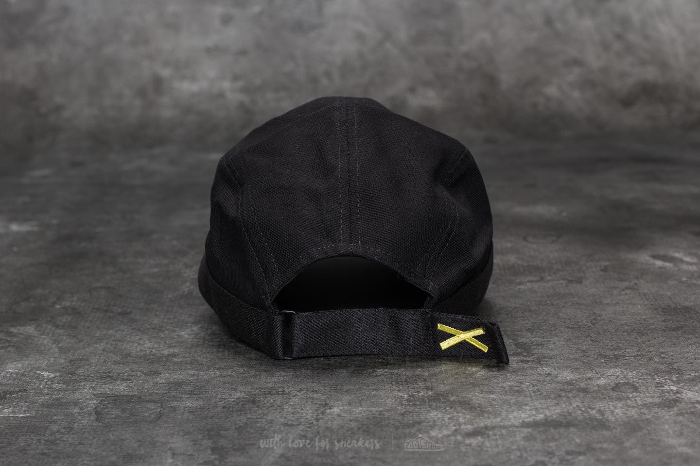 Lyst - PUMA X Xo Canvas Cap Black in Black for Men 4e0ad0ff2932