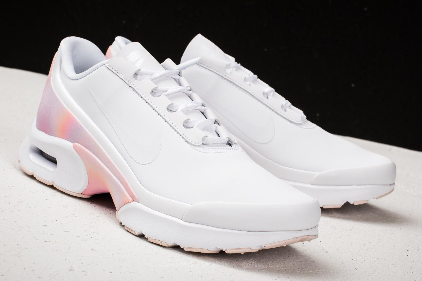 a7d0956771 Nike Air Max Jewell Premium W White/ White-barely Rose in White - Lyst