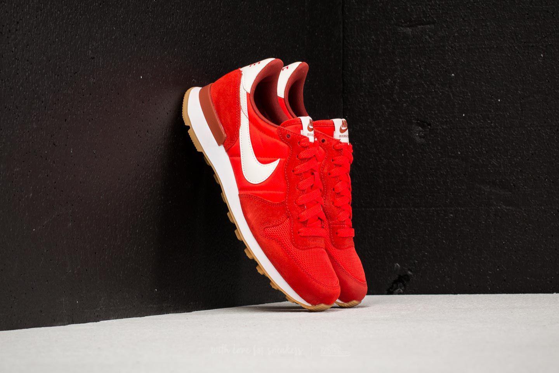 new product 07cc7 4616b Lyst - Nike Wmns Internationalist Habanero Red Mars Stone-sa