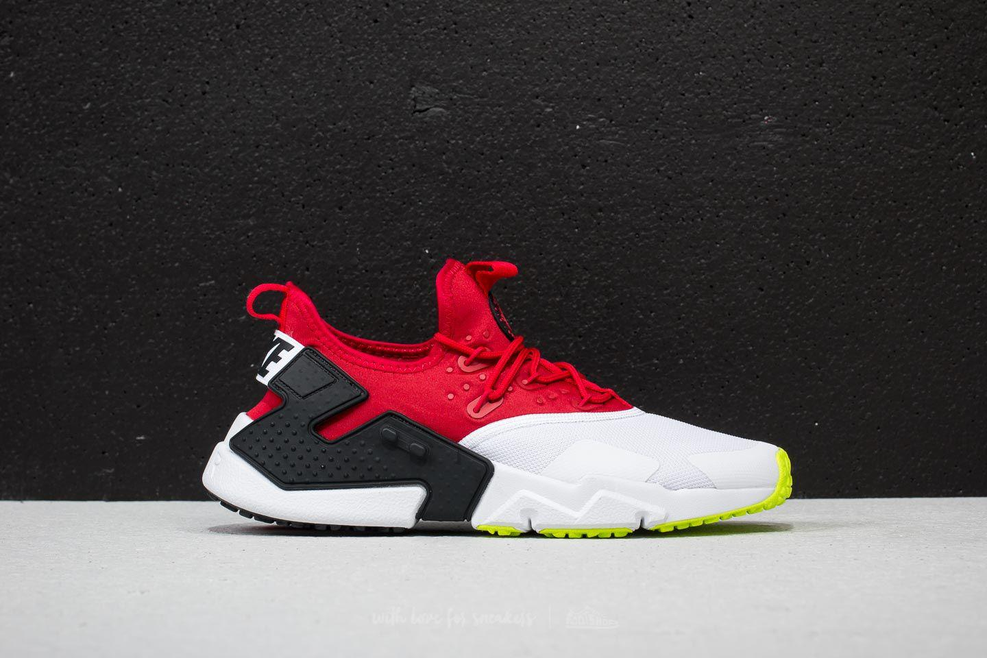 e229045048d7 ... sweden lyst nike air huarache drift gym red white black volt in red for  men 8d0a2