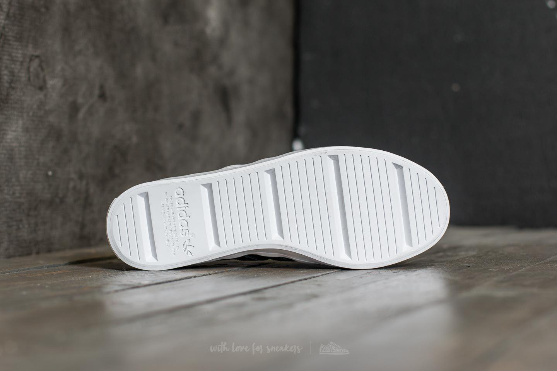 adidas court vantage w schoenen wit zwart