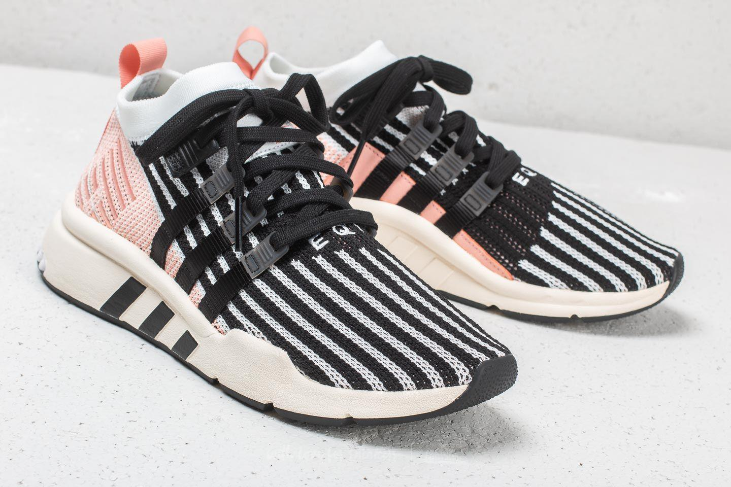 separation shoes 967e5 757ff Adidas - Adidas Eqt Support Mid Adv Pk Cloud White Core Black Trace Pink.  View fullscreen