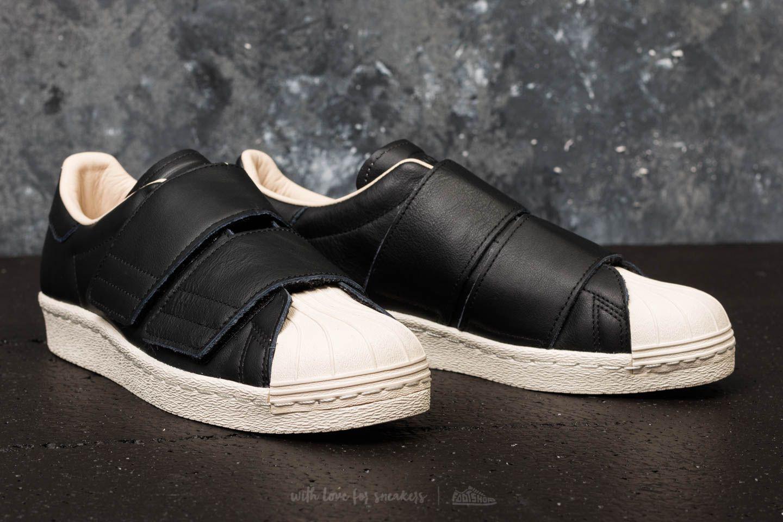 78afa8ae61b Lyst - adidas Originals Adidas Superstar 80s Cf W Core Black  Core ...