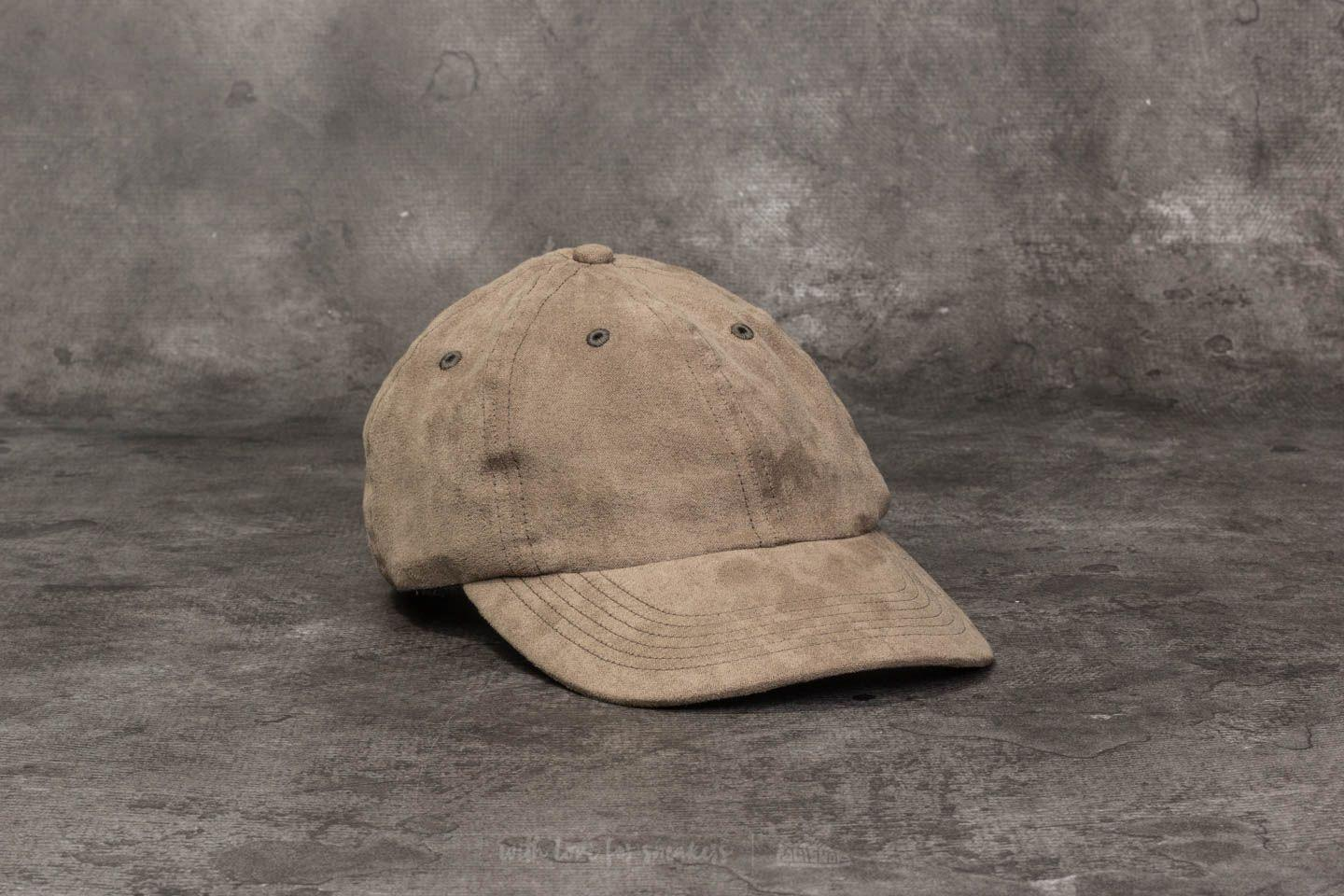 6ee3d0b6221 Lyst - Footshop Norse Projects Fake Suede Sports Cap Dried Olive for Men