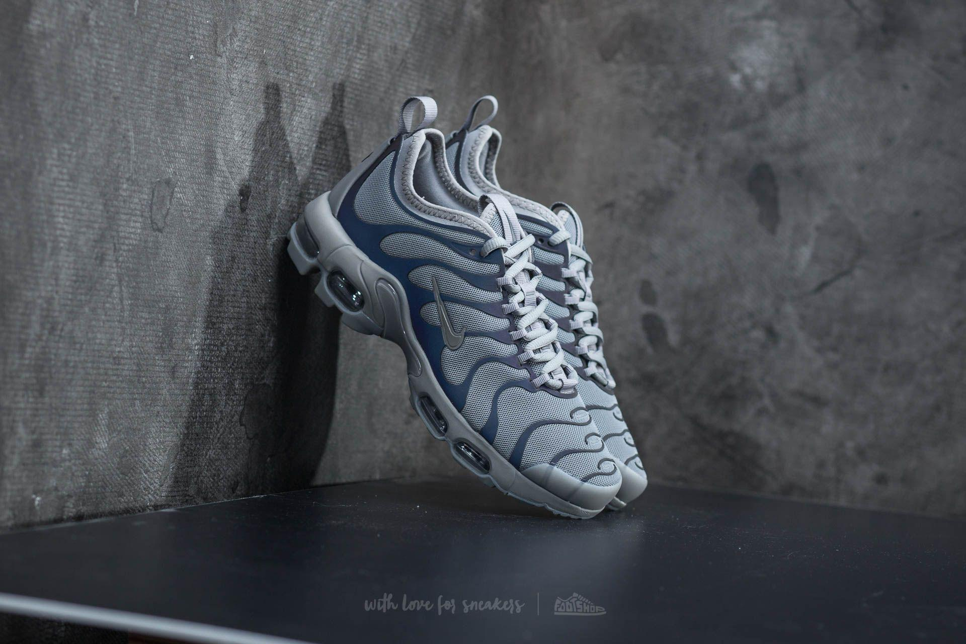 low priced 534d3 923c8 ... clearance lyst nike wmns air max plus tn ultra black dust dark grey in  gray bce85