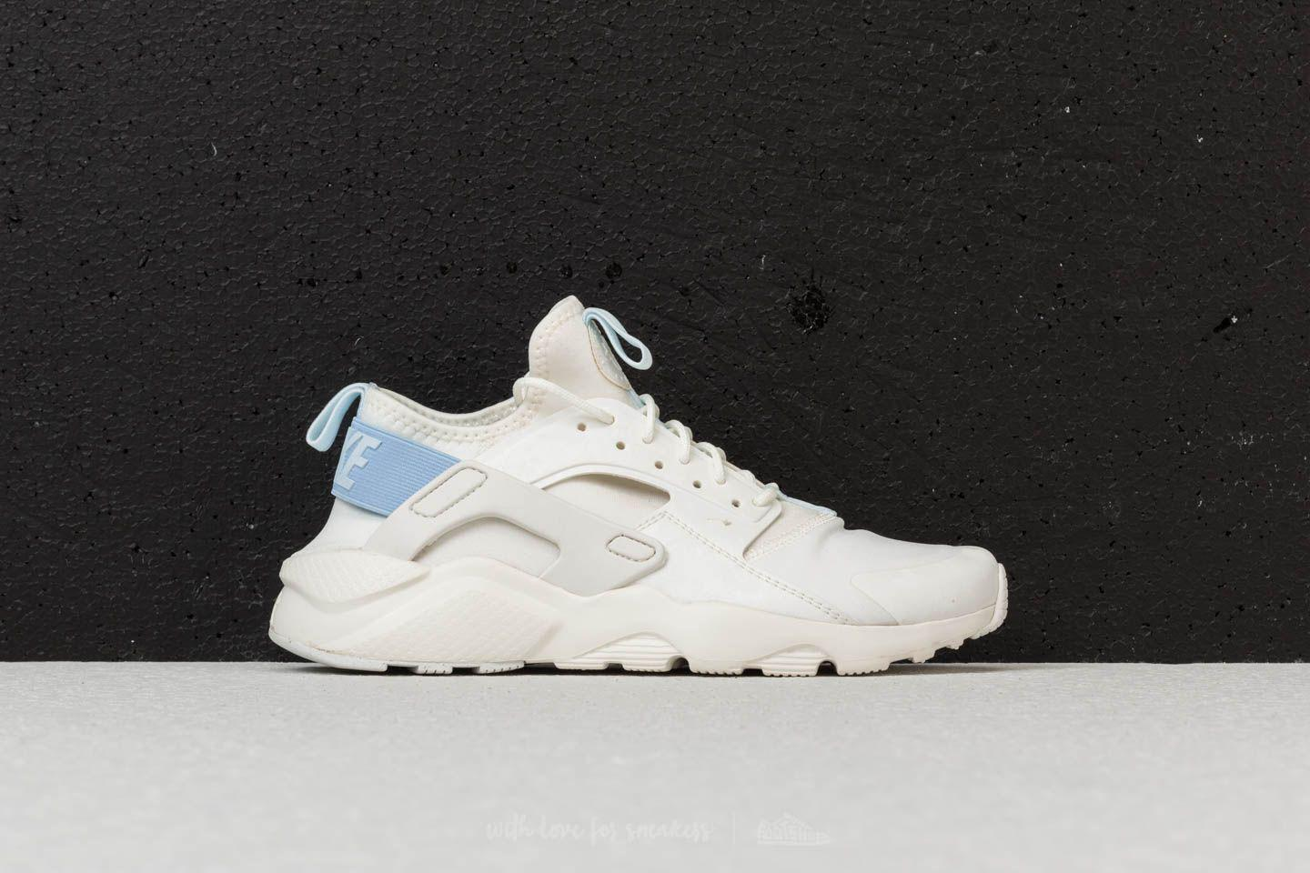 ba08f06ac50 Lyst - Nike Air Huarache Run Ultra (gs) Sail  Royal Tint in Black