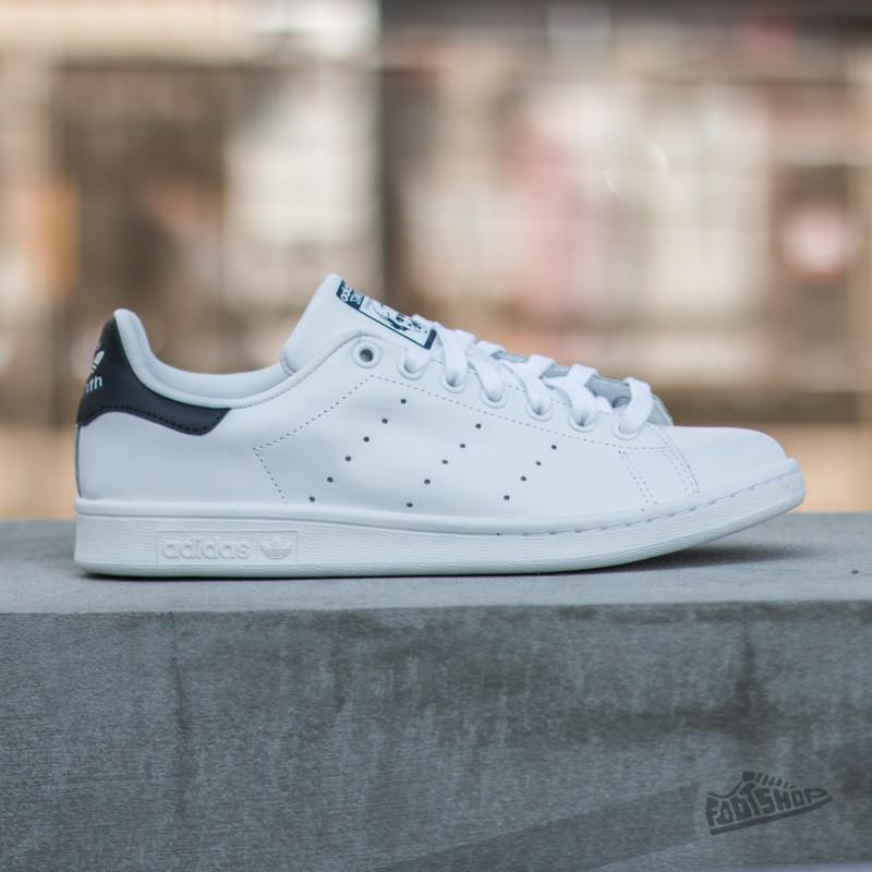 Lyst - adidas Originals Adidas Stan Smith Running White new Navy in ... 94f79c1eb