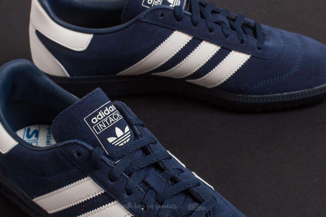 super cute 17675 2b307 Lyst - adidas Originals Adidas Intack Spzl Night Indigo Chal