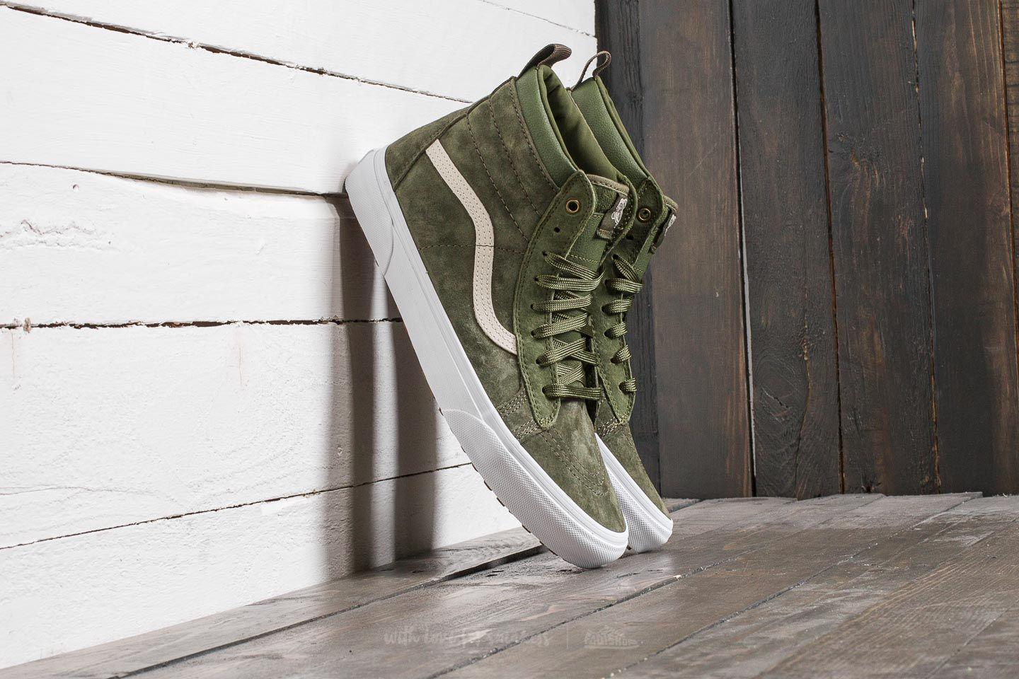 6d2c30731 Lyst - Vans Sk8-hi (mte) Winter Moss  Military for Men