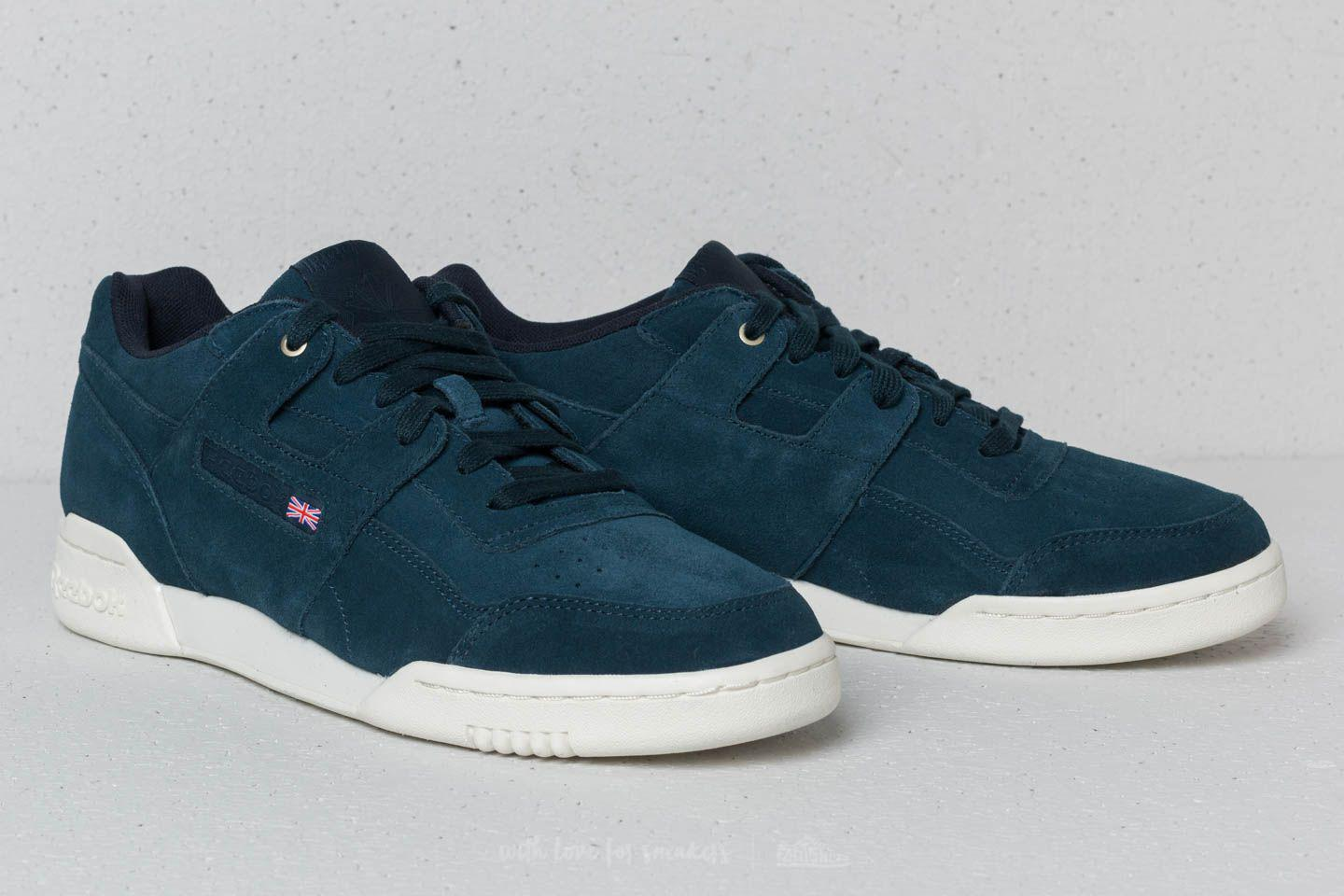 ... Reebok X Montana Cans Workout Plus Navy  Chalk for Men - Lyst. View  fullscreen 77118114d
