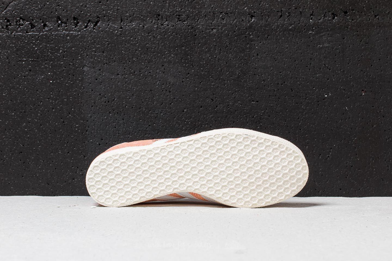 new style d861a c311d Lyst - adidas Originals Adidas Gazelle W Clear Orange Ftw Wh