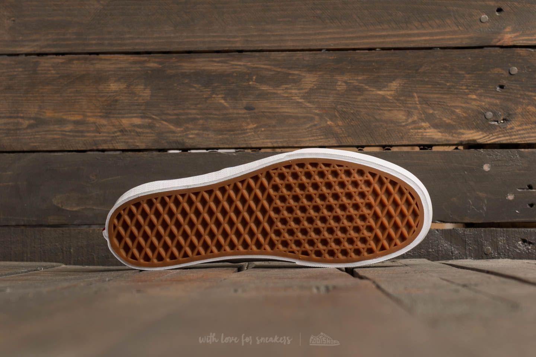 ee9e115f466683 Lyst - Vans Authentic Platform (canvas) Evening Sand  True White for Men