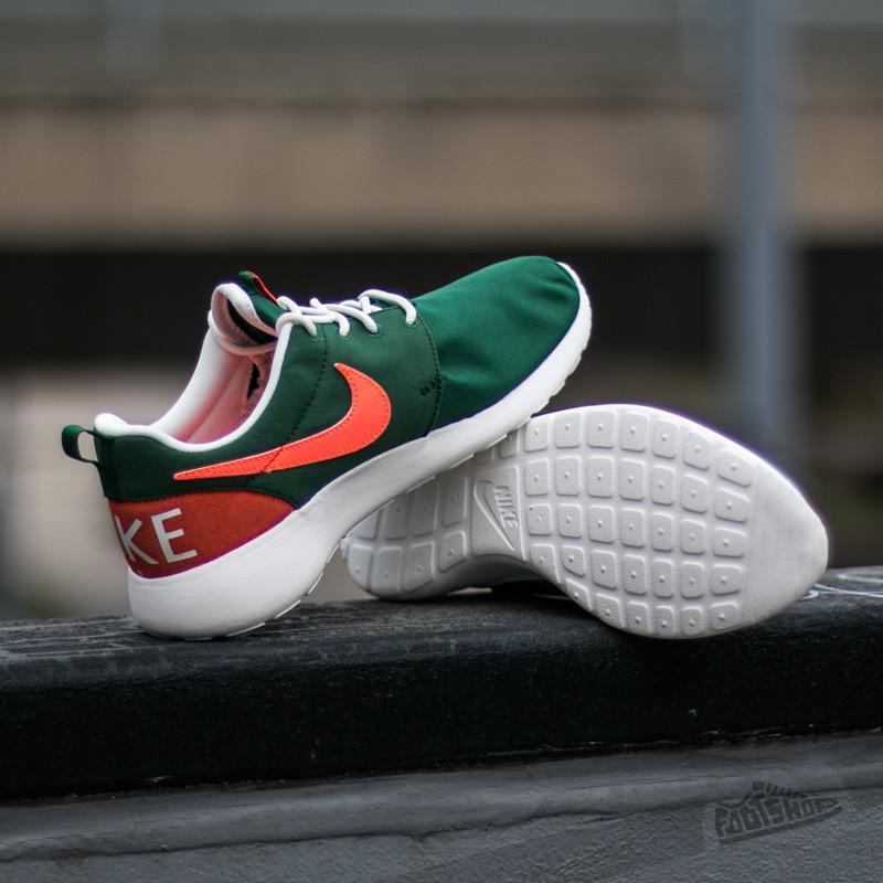 9f1808fc323d3 Lyst - Nike Wmns Roshe One Retro Gorge Green  Bright Mango in Green
