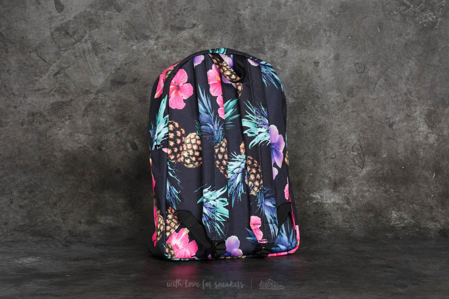 1d36232bd97 Lyst - Herschel Supply Co. Classic Backpack Black Pineapple