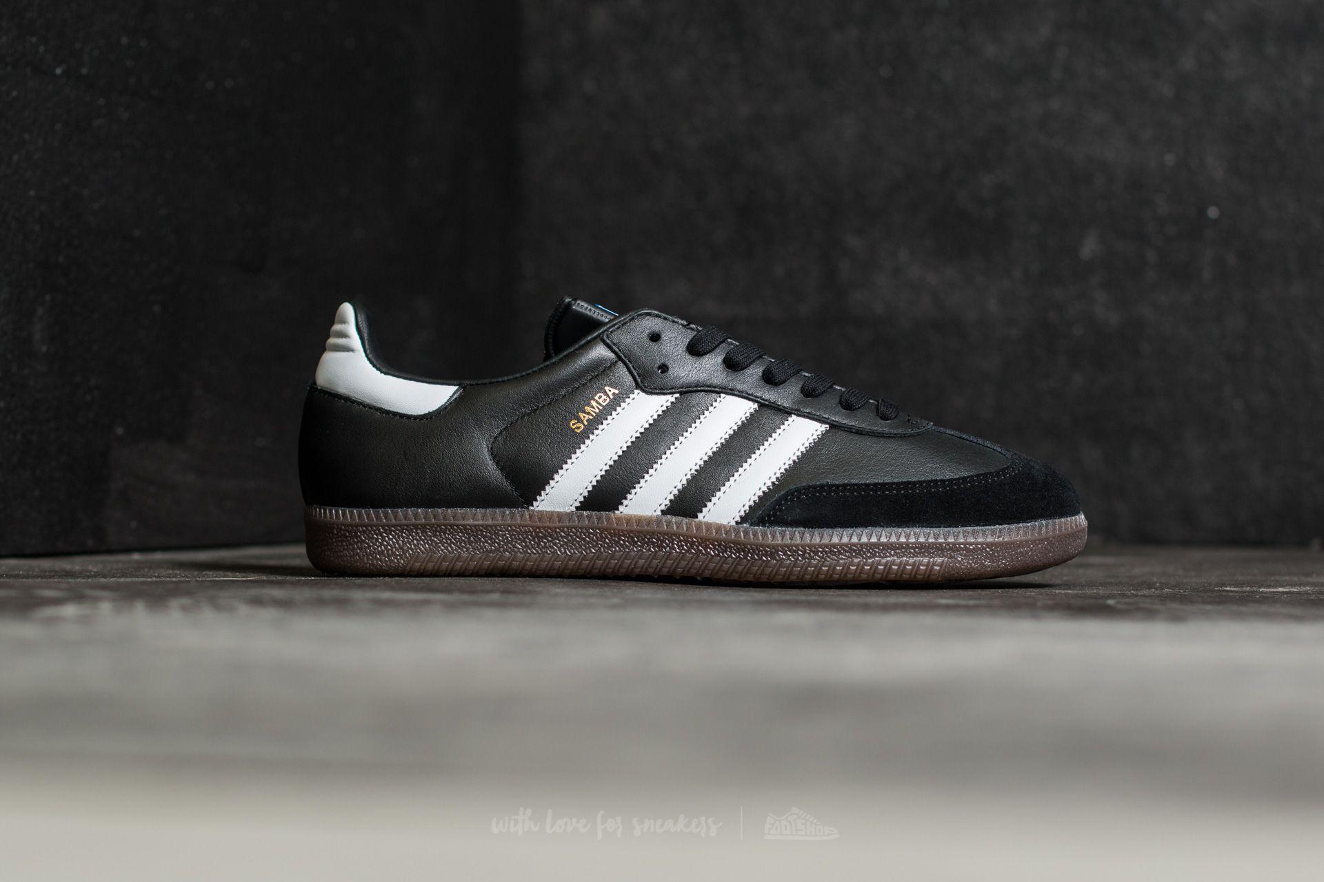 adidas Adidas Samba W Core Black/ Ftw White/ Gum 5 5duUv