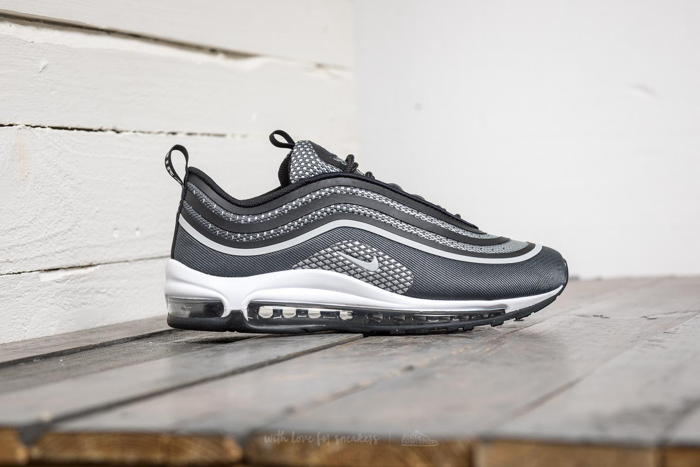 air max 97 ultra 17 black pure platinum