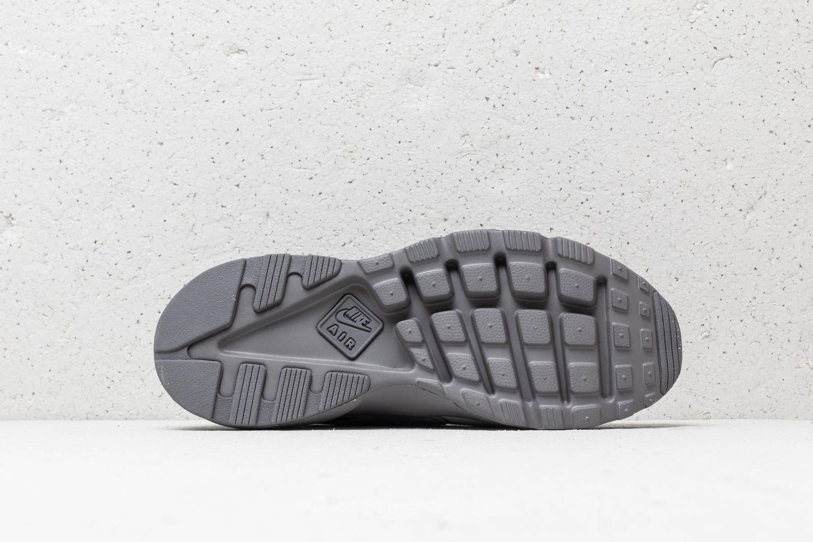 buy popular b973e ca37b Lyst - Nike Air Huarache Run Ultra Gunsmoke  Black-wolf Grey in Gray ...