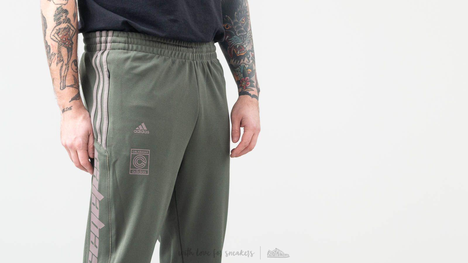 a4cecbd52 Lyst - adidas Originals Adidas Calabasas Track Pants Mink  Core in ...