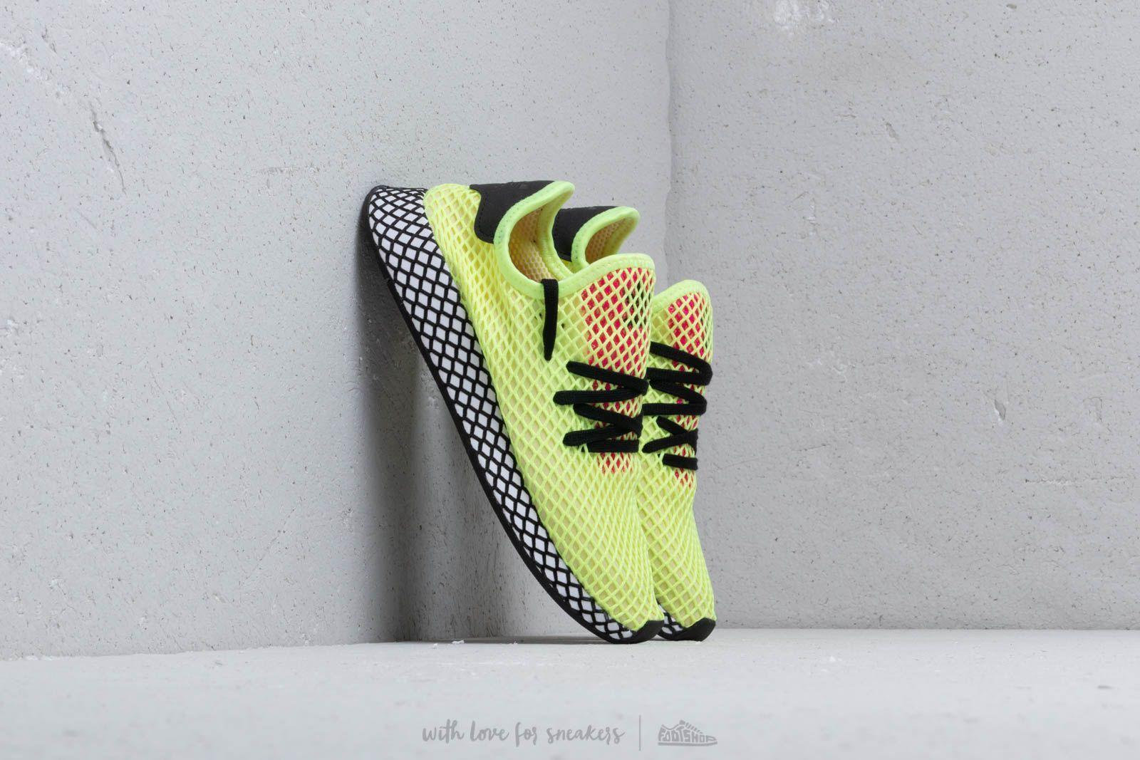 620d4aa78f3 Lyst - adidas Originals Adidas Deerupt Runner Hireye  Core Black ...