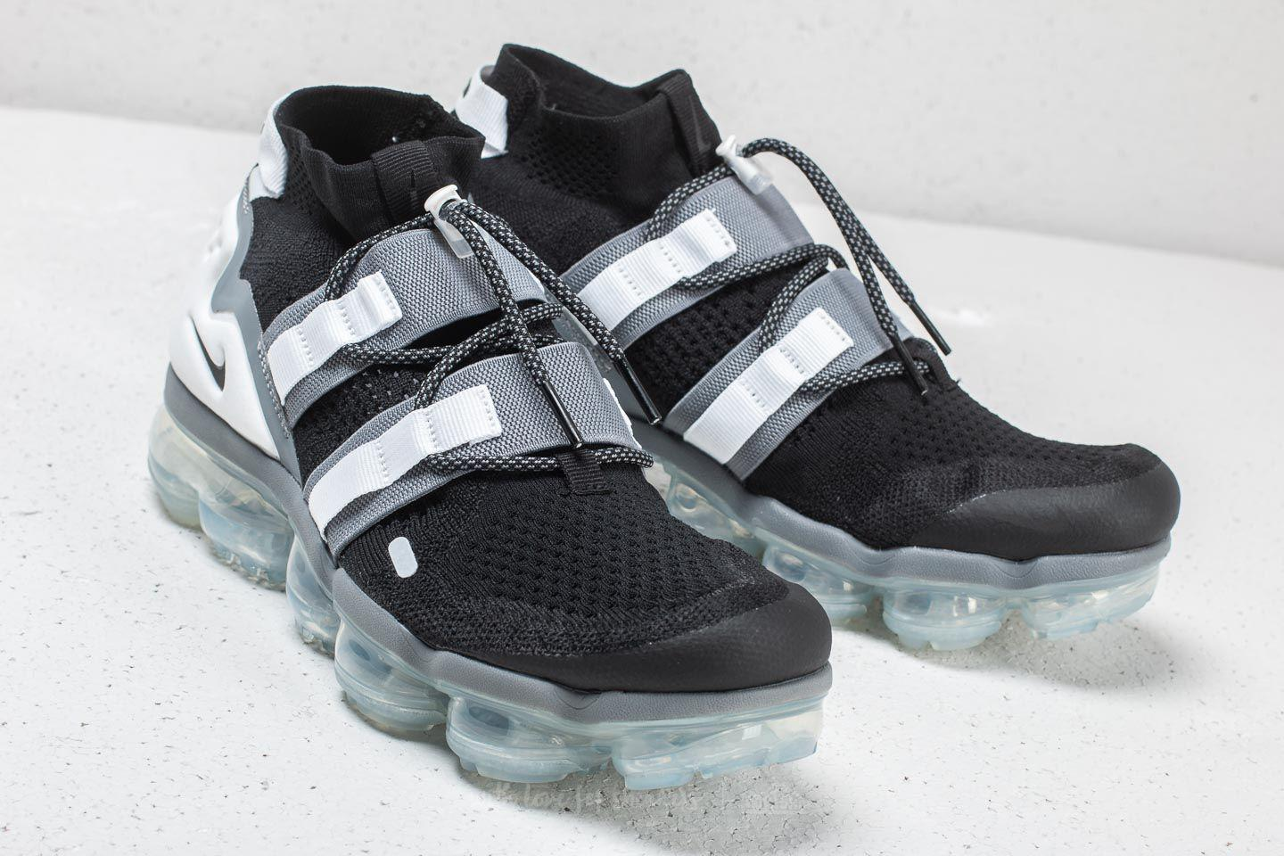 4e281fb1110 ... clearance lyst nike air vapormax fk utility black black cool grey white  in dae4e c9340