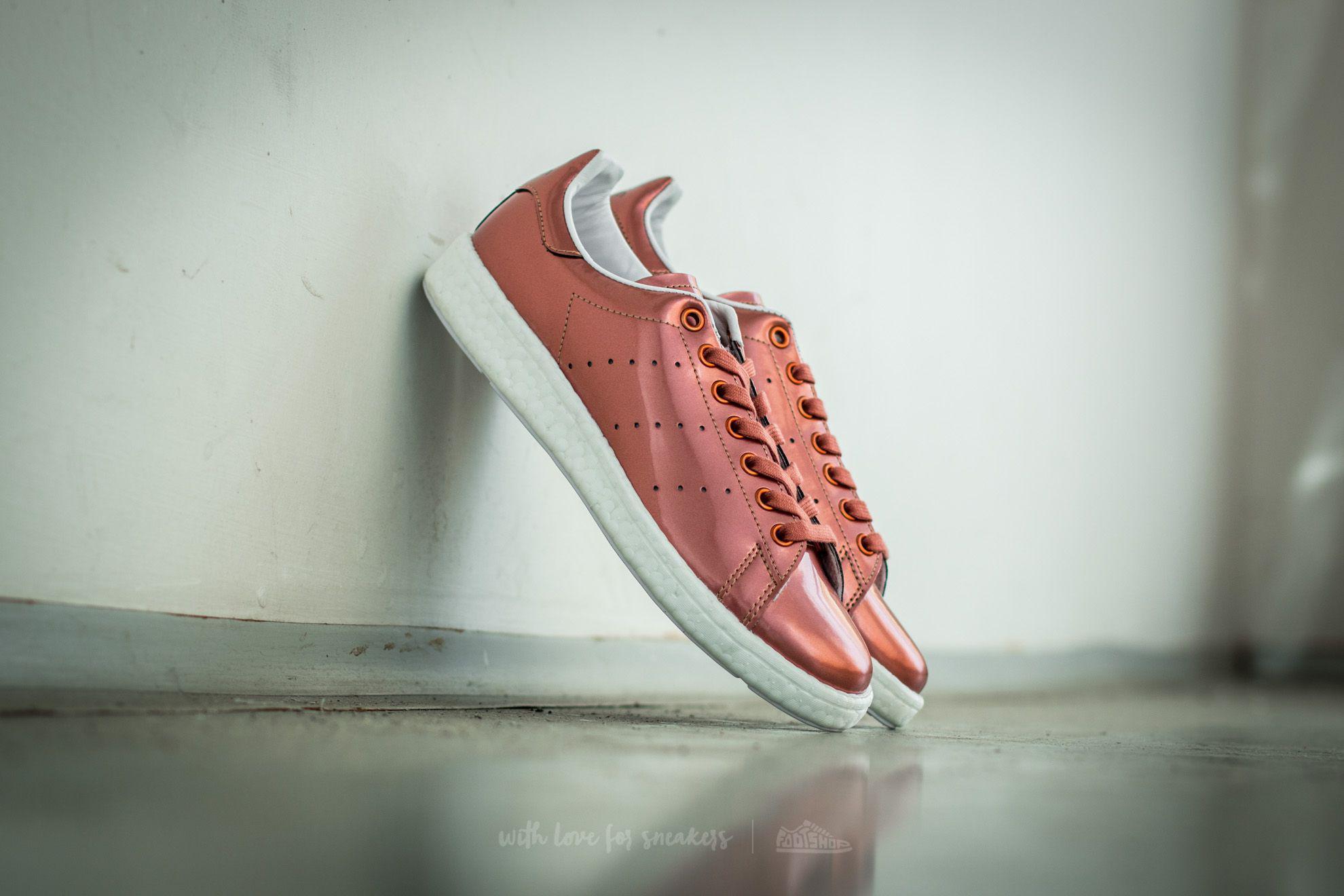 Lyst adidas Originals Adidas Stan Smith W cobre metalico / cobre