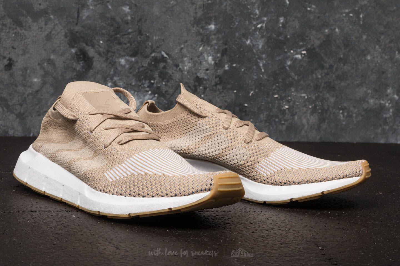 b080020c1ced Lyst - adidas Originals Adidas Swift Run Primeknit Raw Gold  Off ...