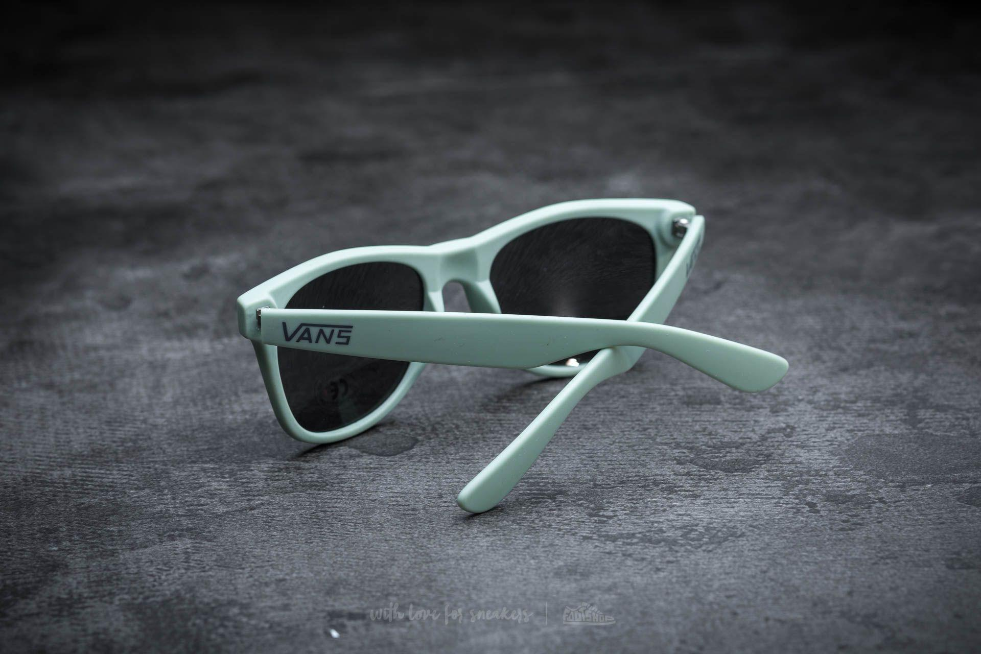 420dc69ce8 Lyst - Vans Spicoli 4 Shade Split Green Frosted-silver Mirror in ...