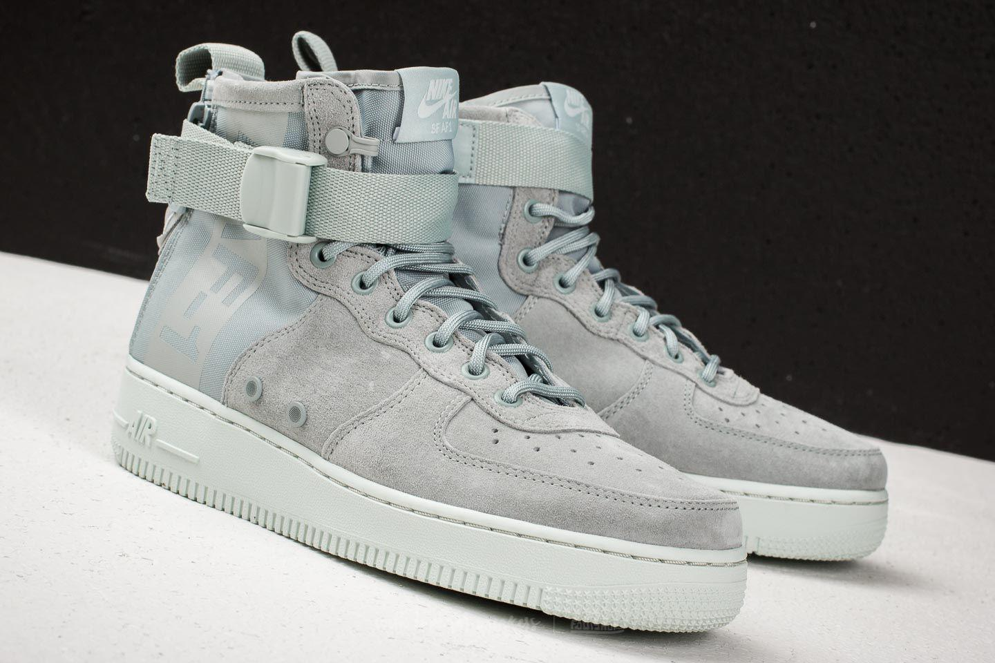 Nike SF Air Force 1 MID W Light Pumice/ Light Pumice