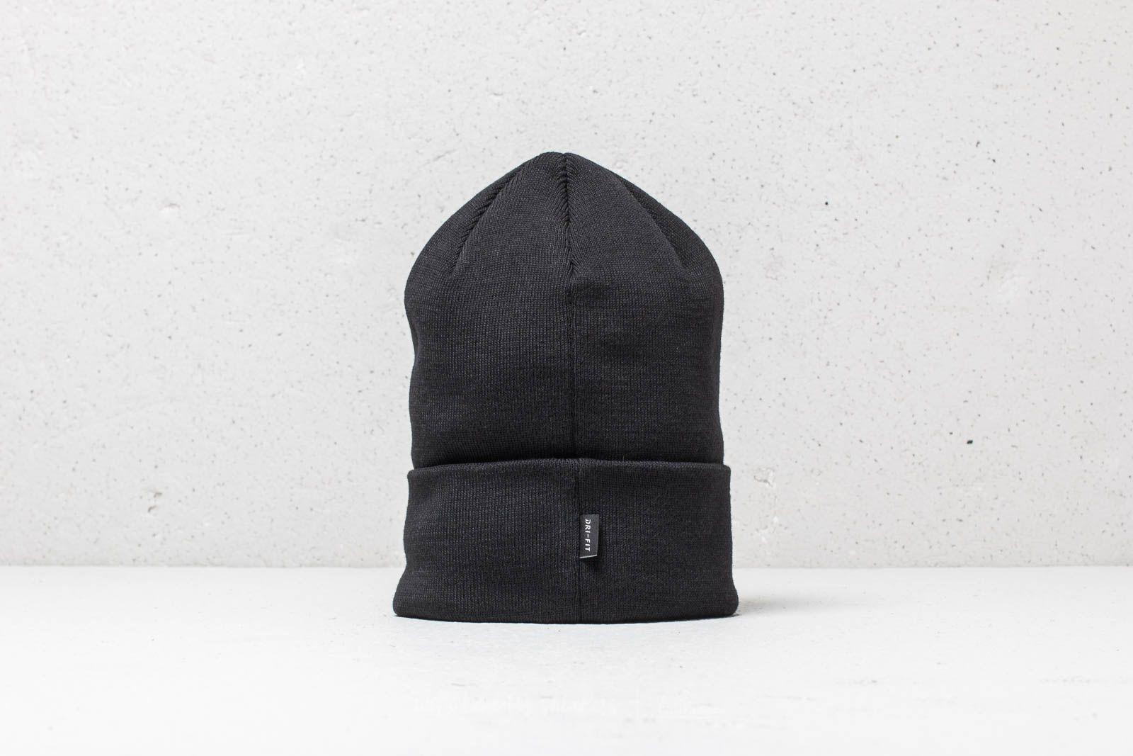 1ceb2dc33b6 Lyst - Nike Cuffed Beanie Black in Black for Men